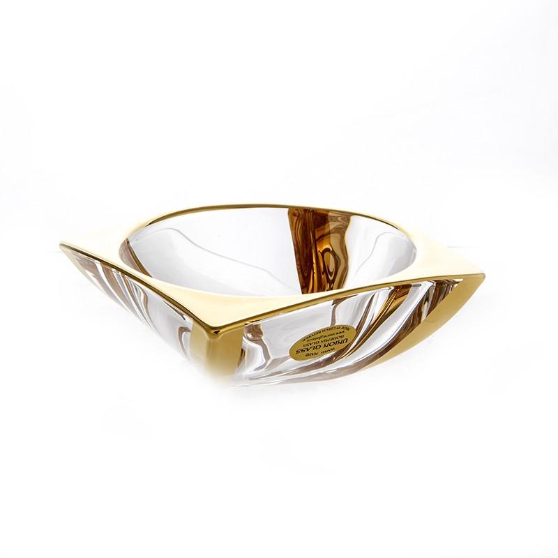 Ваза 15 см. «Ареззо Блестящая 2» (Union Glass)