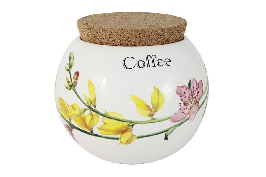 Банка для сыпучих продуктов (кофе) Фреско (Ceramiche Viva)