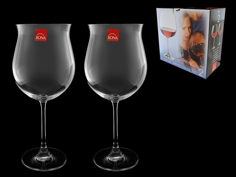 Бокал для вина Magnum упаковка 2 шт. (Rona)