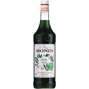 Сироп «Зел. мята» 1.0л «Монин» (Monin)