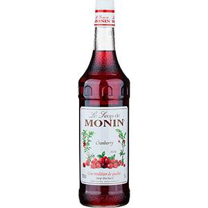 Сироп «Клюква» 1.0л «Монин» (Monin)