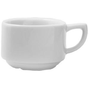 Чашка коф.87 мл фарфор (Prohotel Porcelain)