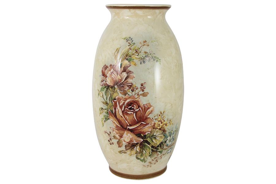Ваза для цветов «Элианто» 30 см (LCS)