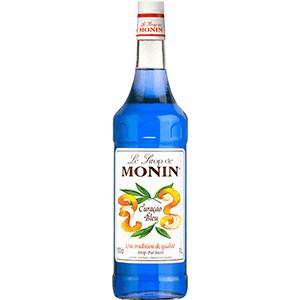 Сироп «Блю Курасао» 1.0л «Монин» (Monin)
