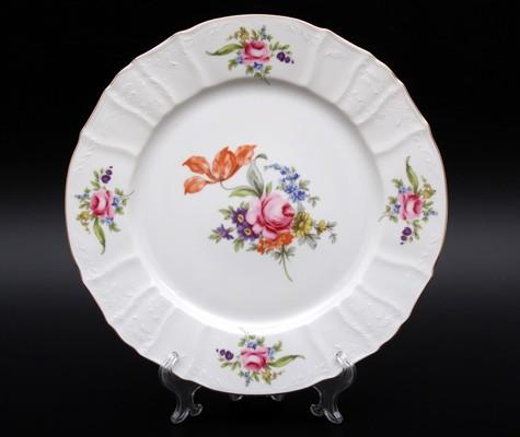 Блюдо круглое 30 см «Полевой цветок 5309011» (Thun 1794 A.S.)