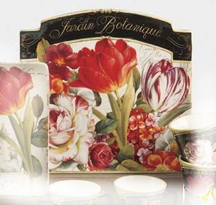 Блюдо квадратное 31 см «Цветущий сад» (Certified International)