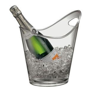 Ведро для шампанского акрил (Paderno)