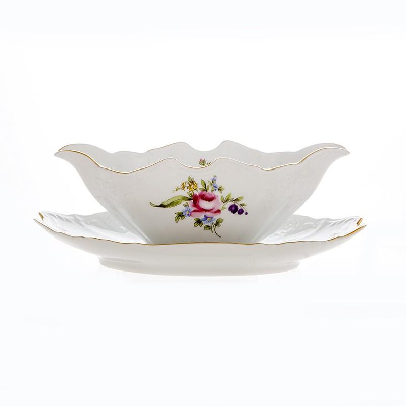 Соусник с подставкой 500 мл. «Полевой цветок 5309011» (Thun 1794 A.S.)