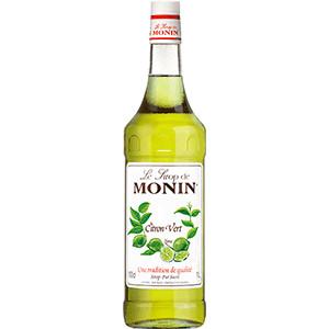 Сироп «Зел. лимон» 1.0л «Монин» (Monin)