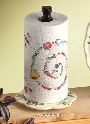 Подставки для бумажных полотенец своими руками