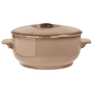 Бульон. чашка «Террамеса вит» 450мл фарфор (Steelite)