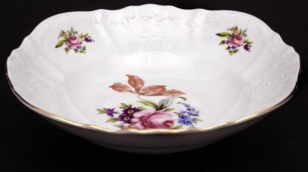 Салатник круглый C 25 см «Полевой цветок 5309011» (Thun 1794 A.S.)