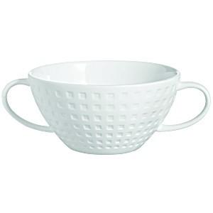 Бульон. чашка «Сатиник» 300мл фарфор (Chef&Sommelier)