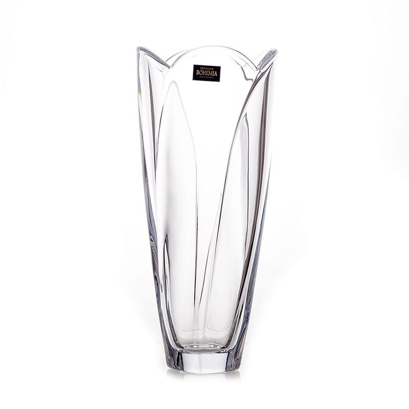 Ваза для цветов 25,5 см «Глобус» (Crystalite Bohemia S.R.O)