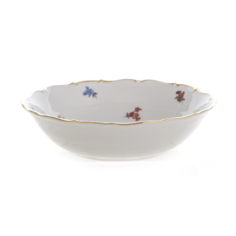Набор салатников «Блюмен» 19 см. 6 шт. (Bavarian Porcelain)
