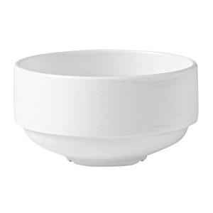 Бульон. чашка «Монако вайт» 285мл без ручек (Steelite)