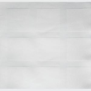Скатерть жакк.155х210 х/б белая (Coba)