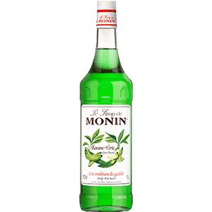 Сироп «Зел. банан» 1.0л «Монин» (Monin)