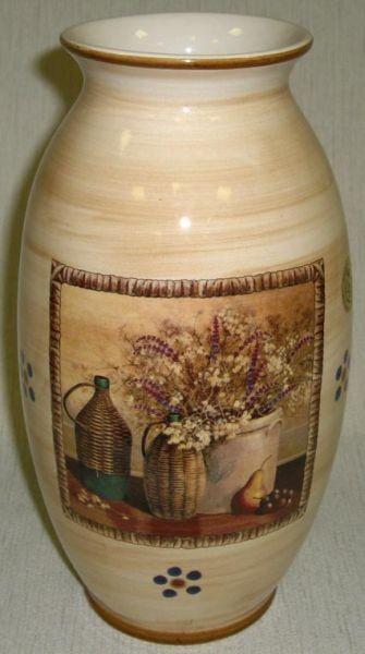 Ваза для цветов «Натюрморт» 30 см (LCS)