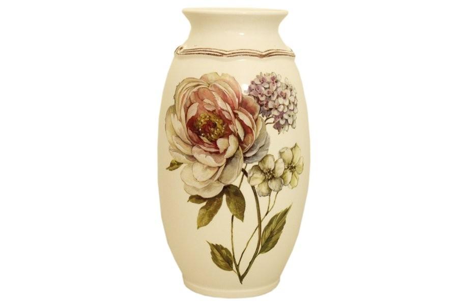 Ваза для цветов 30 см Сады Флоренции (LCS)