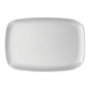 Блюдо прямоуг «Скандиа» L=28см фарфор (Lubiana)