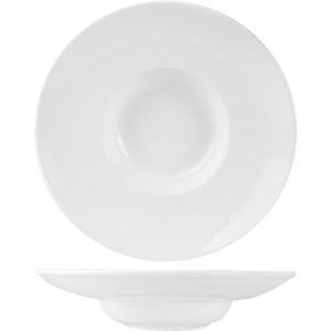 Тарелка глуб. d=30.5см фарфор (Kunstwerk)