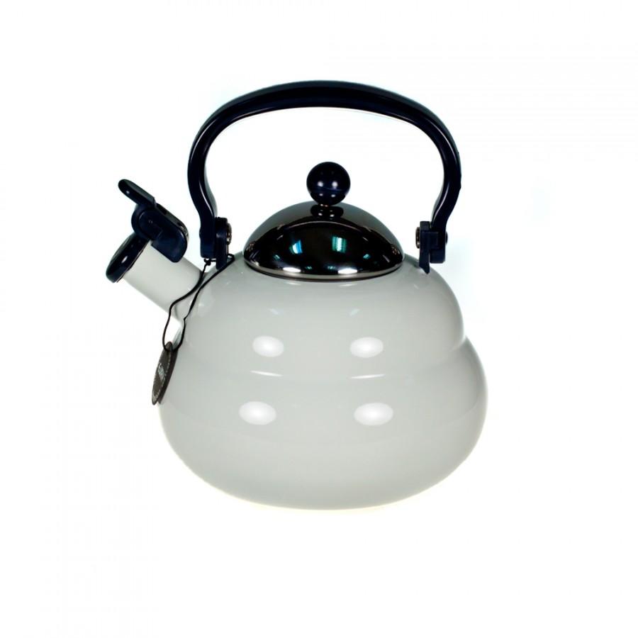 Чайник металлический 3л Bekker BK-309S