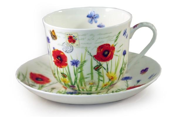 картинки в сад блюдце и чашка историческим данным